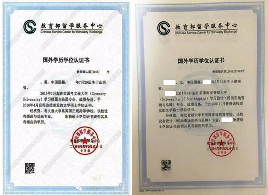 北京服装学院硕士预科学位认证证书.png